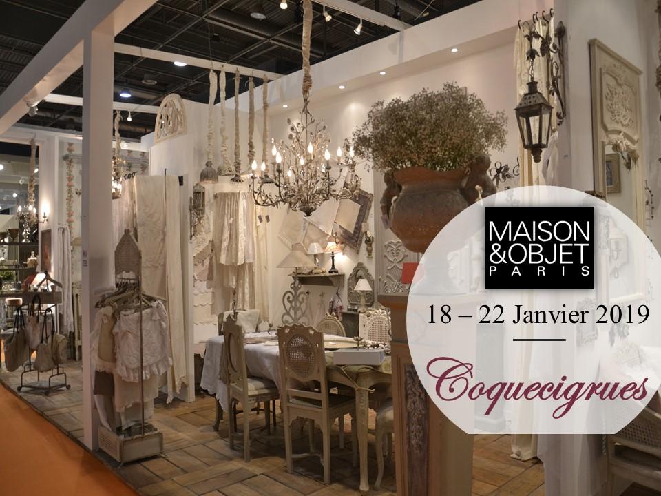 Maison & Objet Janvier 2019